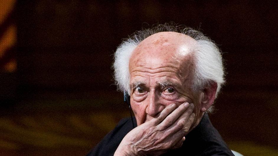 Autor, jehož texty zůstávají neobyčejně živé – polsko-britský sociolog Zygmunt Bauman.