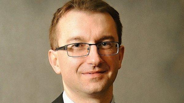 Tomáš Brožek, ředitel divize Inhouse Services společnosti Randstad