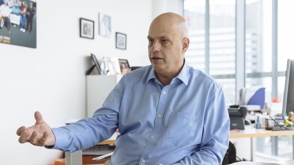 Generální ředitel Avastu Vincent Steckler