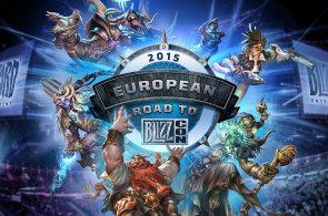 Road to Blizzcon 2015: Praha hostí mistrovství Evropy ve videohrách
