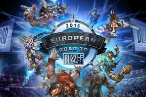 Road to Blizzcon 2015: Praha host� mistrovstv� Evropy ve videohr�ch