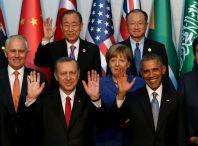 Země G20 se shodly na boji proti mezinárodnímu terorismu.