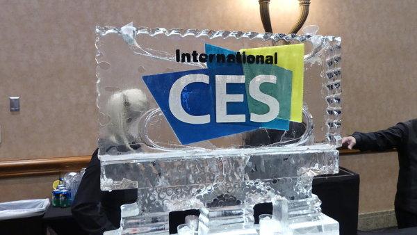 Logo veletrhu CES