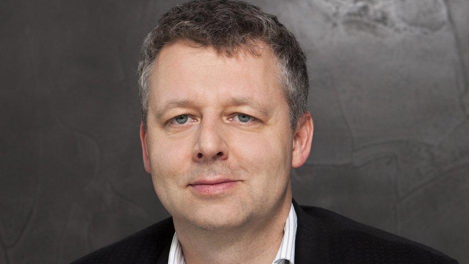 Petr Herman, ředitel HB Reavis v České republice