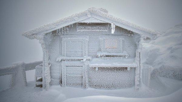 �esko za�ilo nejstuden�j�� noc zimy.