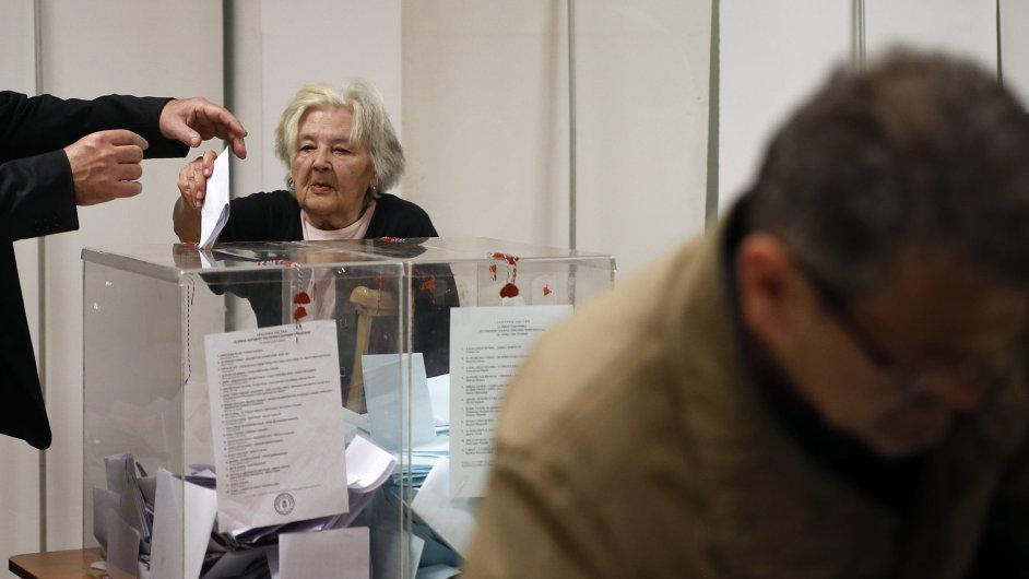 Předčasné parlamentní volby v Srbsku