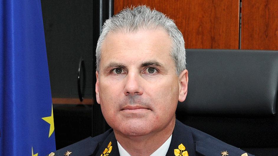 Petr Kašpar, generální ředitel Generálního ředitelství cel
