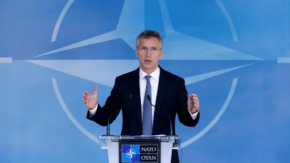 Stoltenberg, NATO