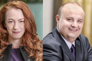Gabriela Hoppe a Leoš Horváth ve vedení IB Grant Thornton ČR