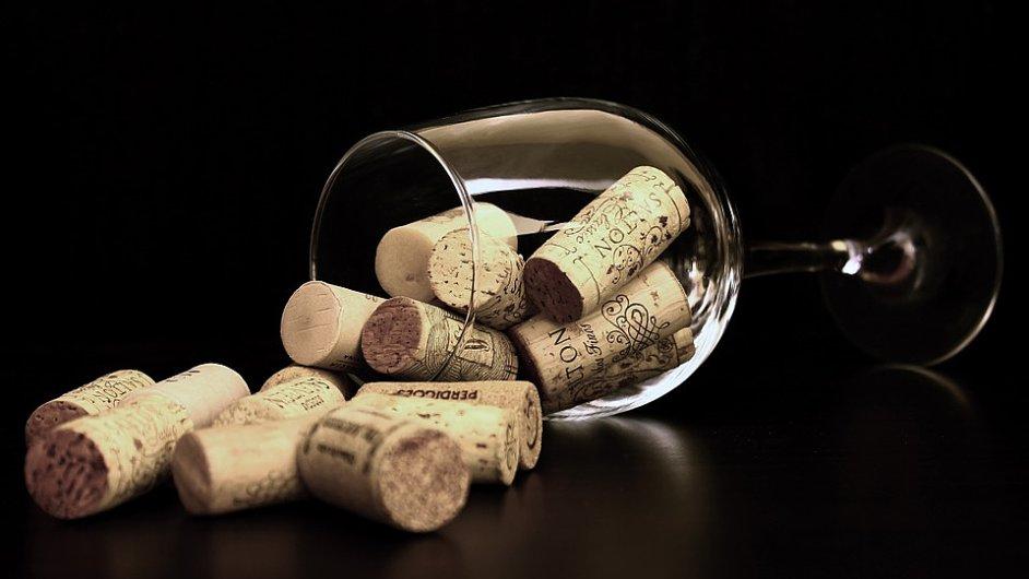 Mezi tisícovkou nejlepších vín světa se umístilo také 25 vín z České republiky. - Ilustrační foto