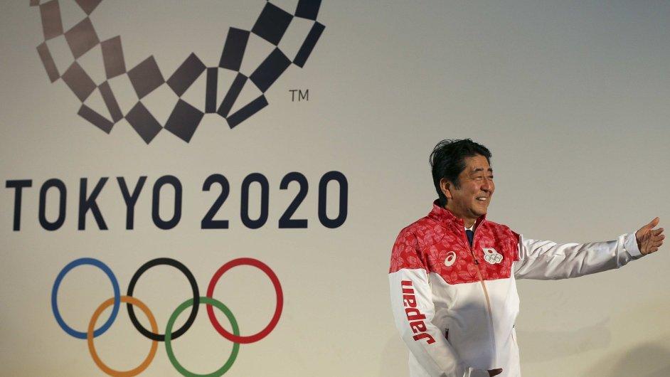 Olympijské hry v roce 2020 se odehrají v Tokiu.