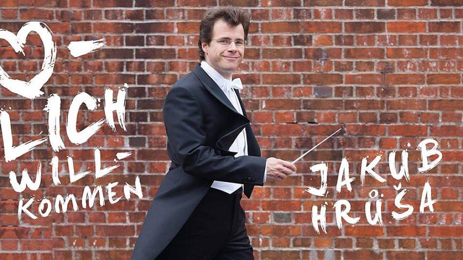 Jakub Hrůša byl šéfdirigentem a hudebním ředitelem Bamberských symfoniků jmenován vloni.