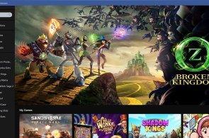 Facebook chce, aby jeho uživatelé více hráli. Představil aplikaci Gameroom plnou her