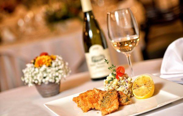 Bramborový salát podle šéfkuchaře hotelu Savoy Hradčany