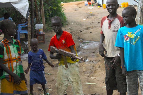 Jižní Súdán, dětští vojáci