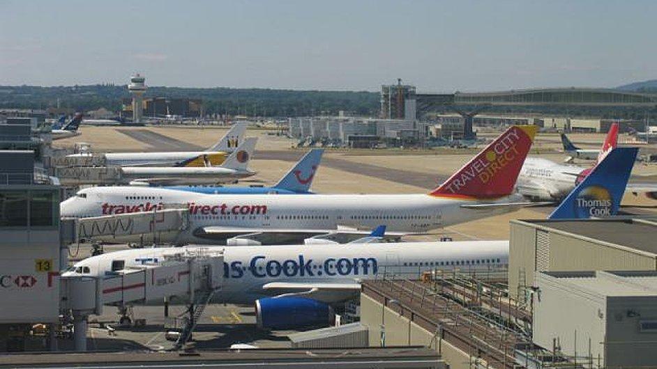 Gatwick South Terminal - ilustrační foto