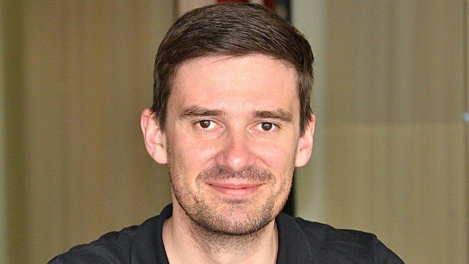 Petr Král, marketingový ředitel společnosti Seznam.cz
