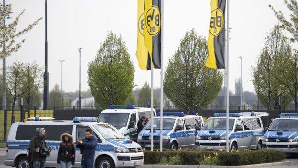 Vše nasvědčuje tomu, že útočník z Dortmundu provedl útok s výhledem finančního zisku.