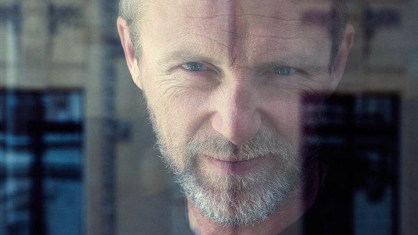 Norský spisovatel Jo Nesbo, autor série detektivních bestsellerů o Harrym Holovi