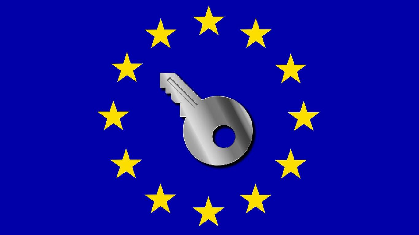 Nařízení EU GDPR, ilustrace