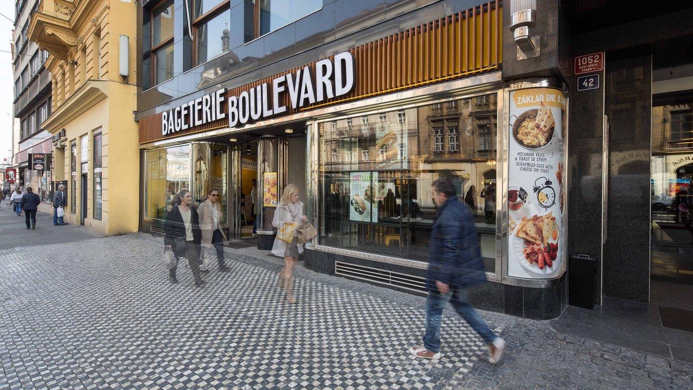 Bageterie Boulevard vstupuje na německý trh