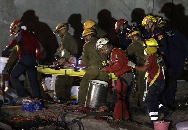 Mexiko zasáhlo další zemětřesení.