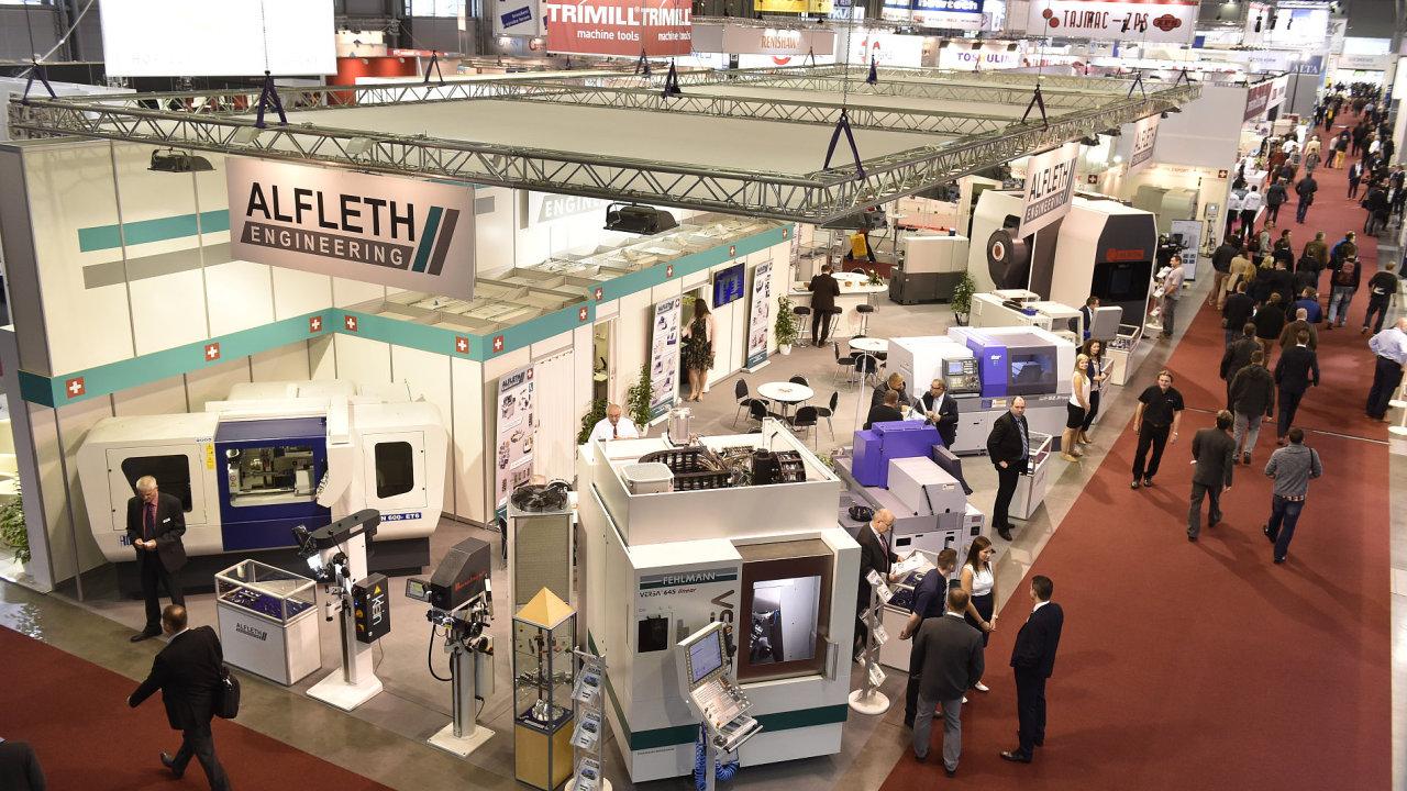 V Brně se konal Mezinárodní strojírenský veletrh.
