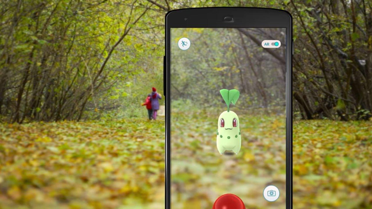 Pokémon Go s novými příšerkami