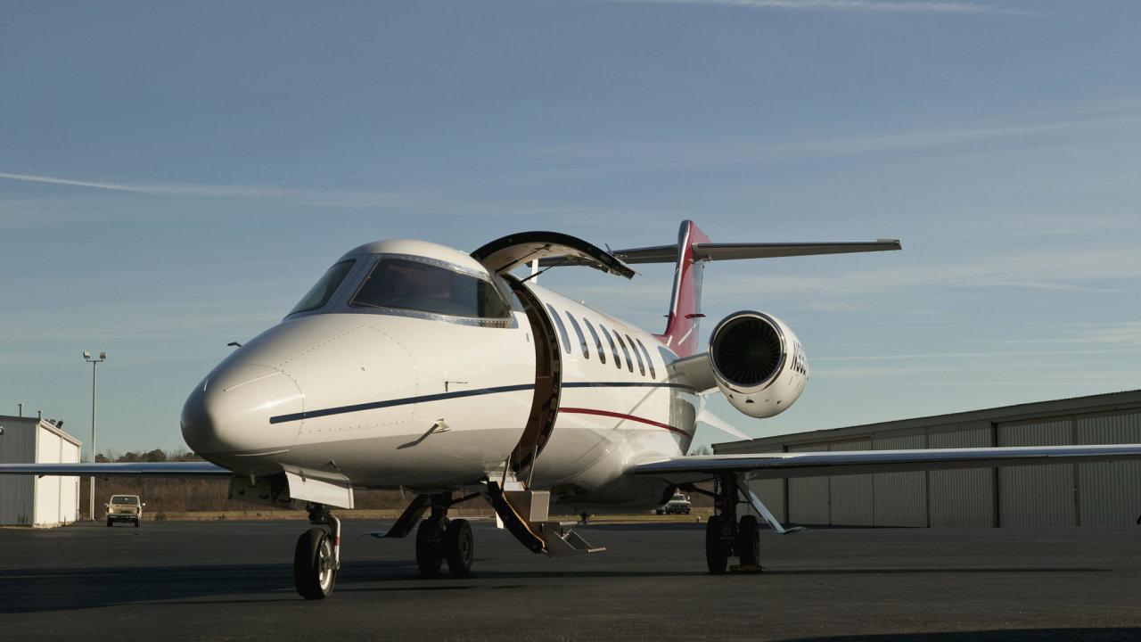 Ilustrační foto - soukromé letadlo