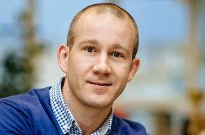 Nicky Monaghan, viceprezident divize Foxconn EMS