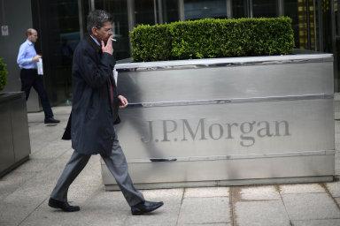JPMorgan Chase & Co je podle objemu aktiv největší bankou ve Spojených státech.