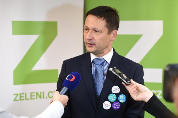 Novým předsedou Strany zelených se stal Petr Štěpánek.