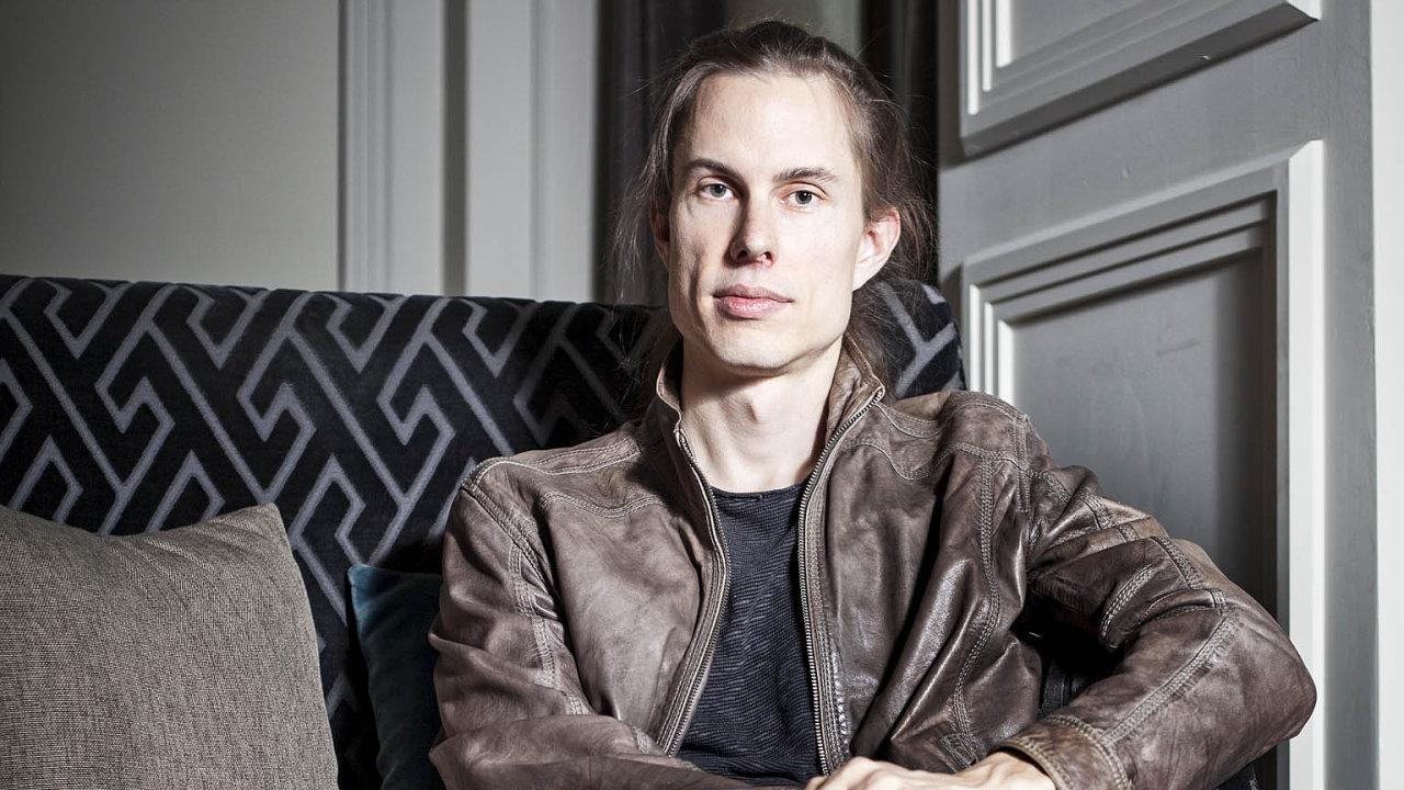 Vědec voboru umělé inteligence Tomáš Mikolov.