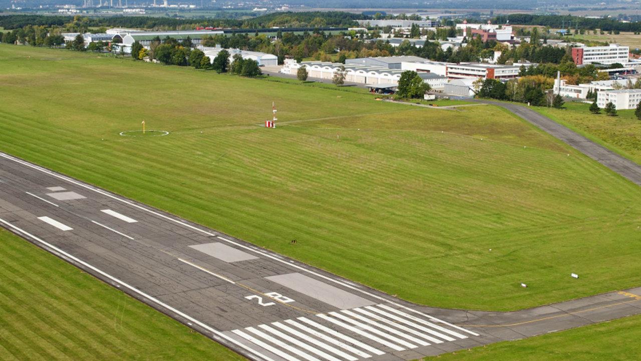 Letiště Vodochody.