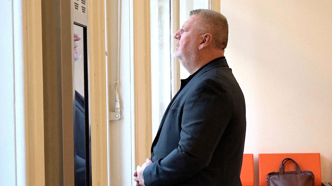 Mezi osvobozenými v kauze dopravního podniku je například také podnikatel Ivo Rittig.
