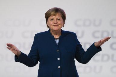 Podle informací HN by mohla Merkelová přijet v květnu na schůzku států visegrádské čtyřky.