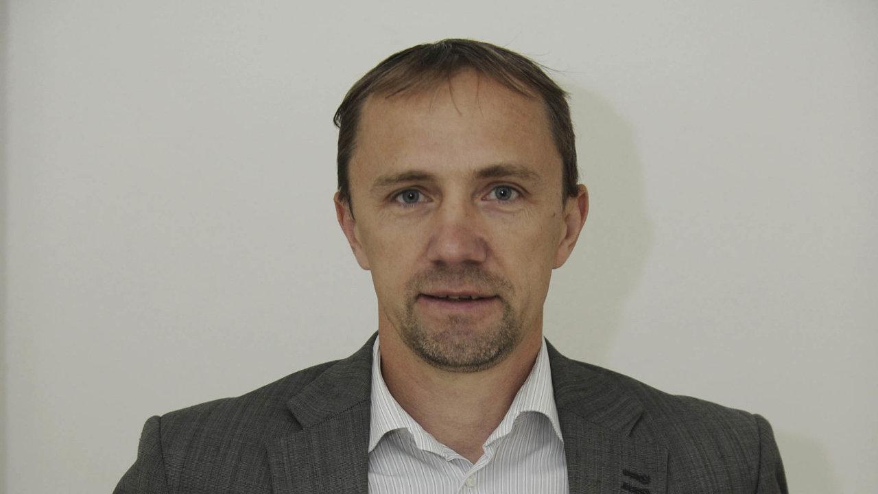 Neproplatil, odešel: Bývalý zaměstnanec ROP Severozápad Leo Steiner řešil veStátním fondu životního prostředí národní dotace.