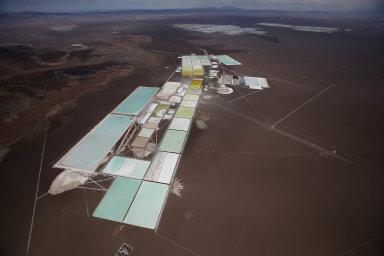 Chile patří se svými lithiovými doly rovněž mezi lídry v těžbě tohoto cenného kovu.