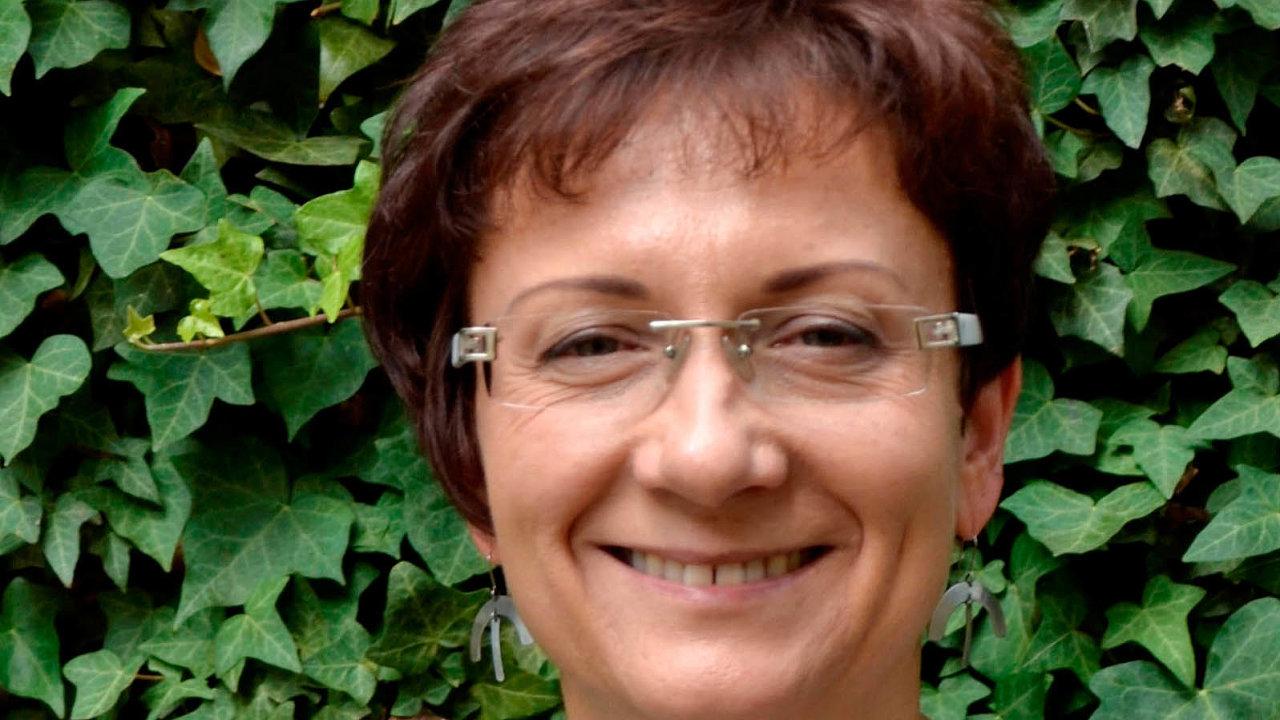 Ředitelka Masarykova muzea Irena Chovančíková
