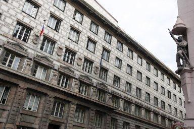 Ministerstvo práce nesmí uzavřít smlouvu na nový informační systém pro vyplácení dávek, který by měl podle plánu začít fungovat od roku 2021.