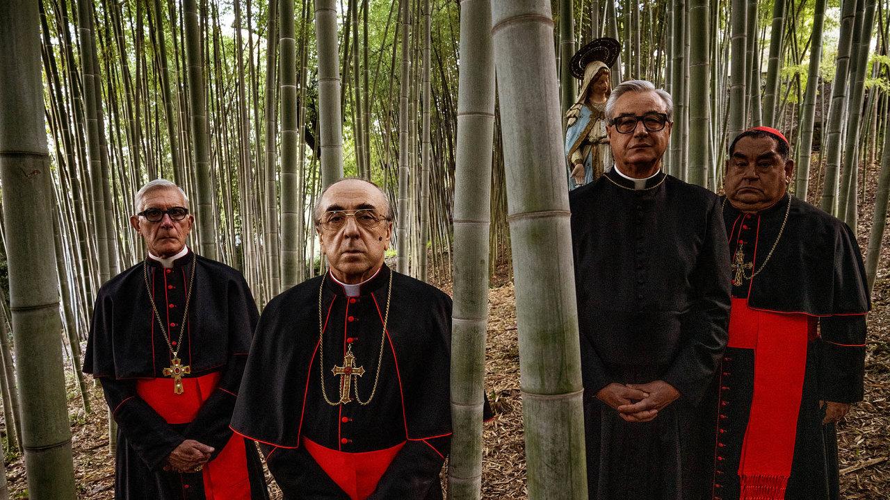 Nový papež je na portálu HBO GO od pátku, televize ho bude vysílat od 14. ledna každé pondělí.