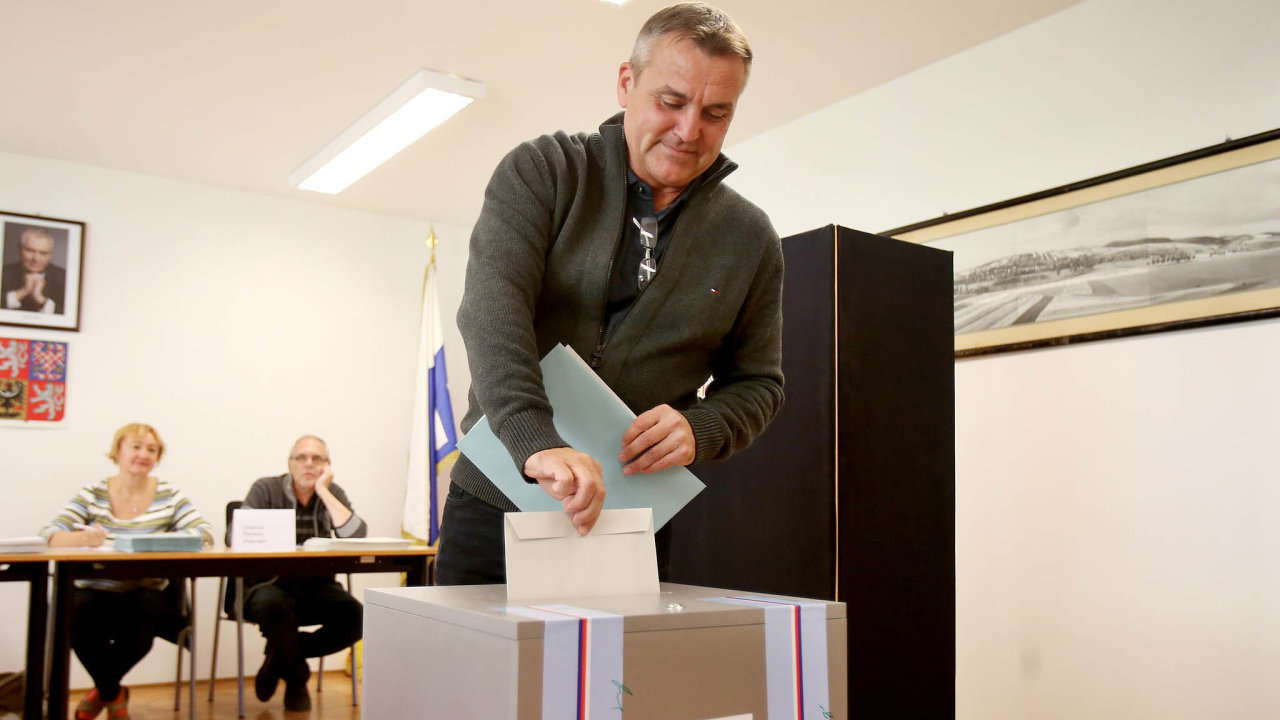 Poposledních komunálních volbách roku 2018 skončil navzdory vítězství bývalý brněnský primátor Petr Vokřál (ANO) vopozici. Teď je lídrem kandidátky dokrajských voleb apotřebuje napravit dojem.