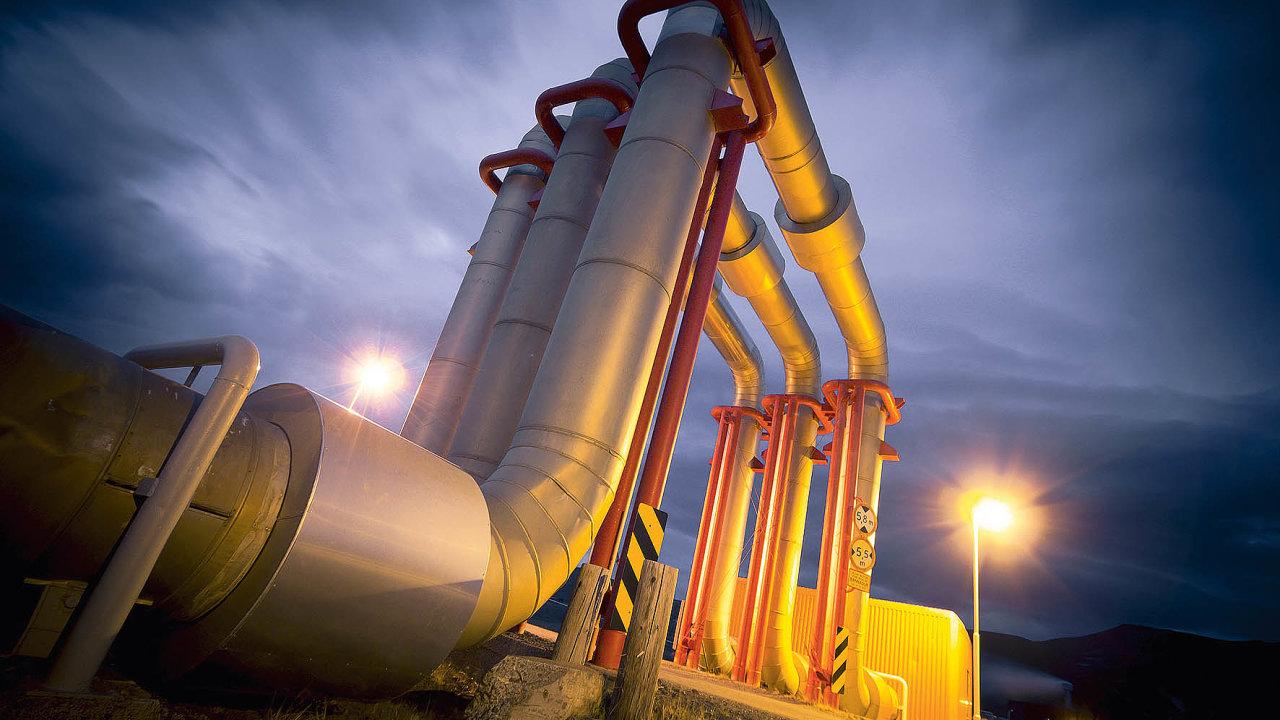 Unicorn vytváří nový systém pro řízení obchodu plynové přepravní soustavy v ČR.