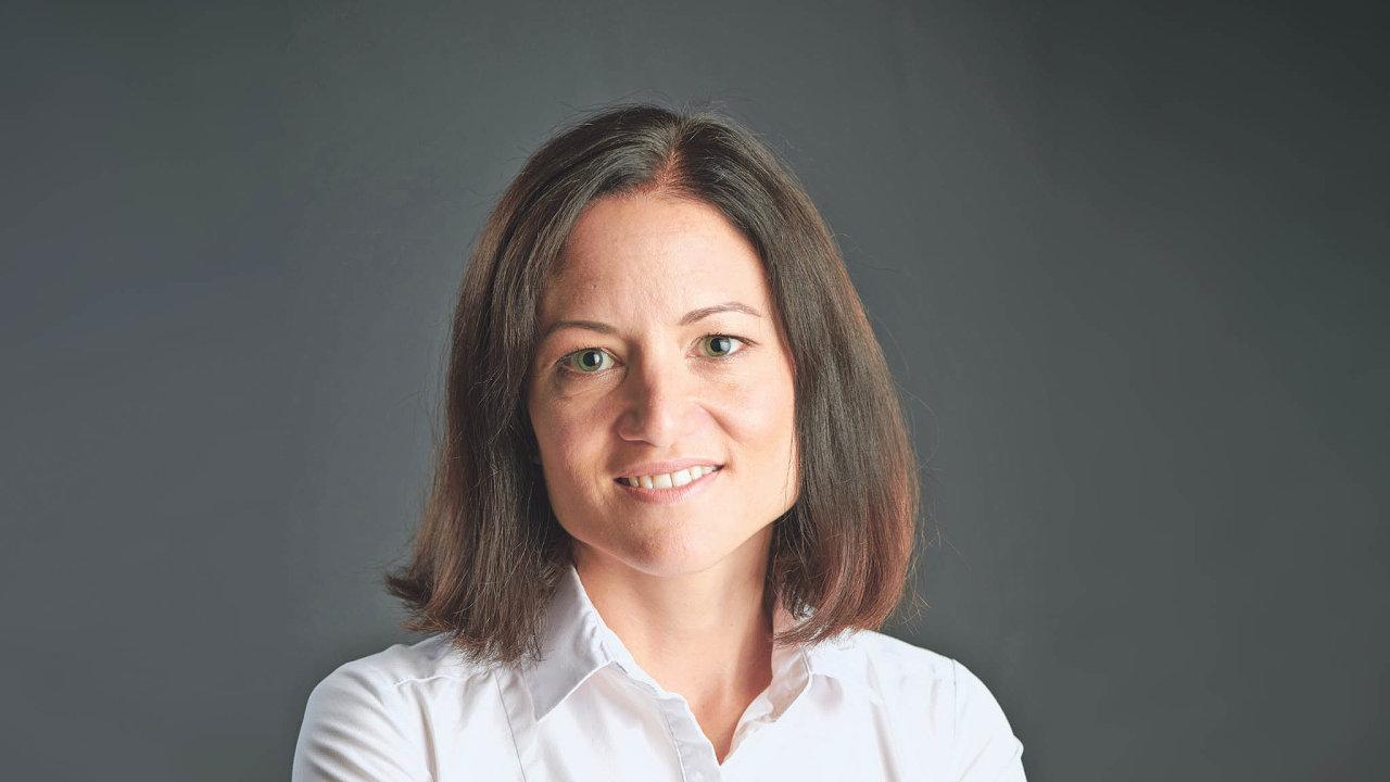 Obchodní a marketingová ředitelka firmy Komfi Jana Slováková