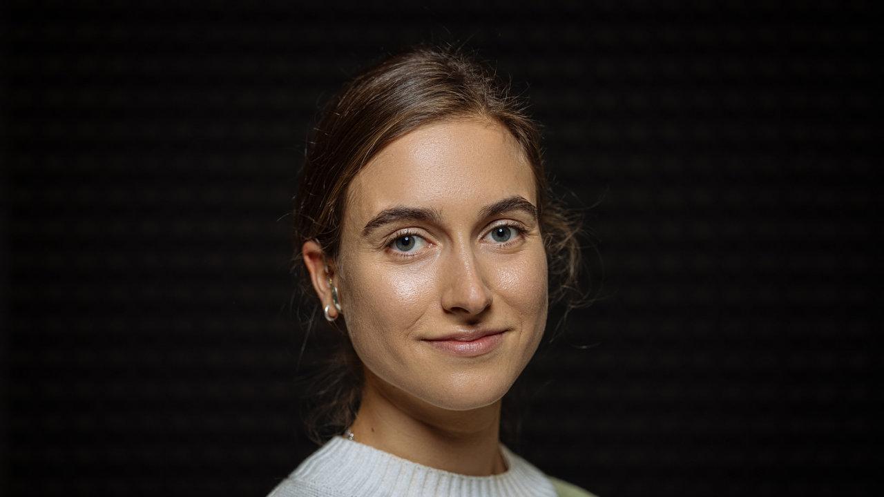Amálie Koppová Praha