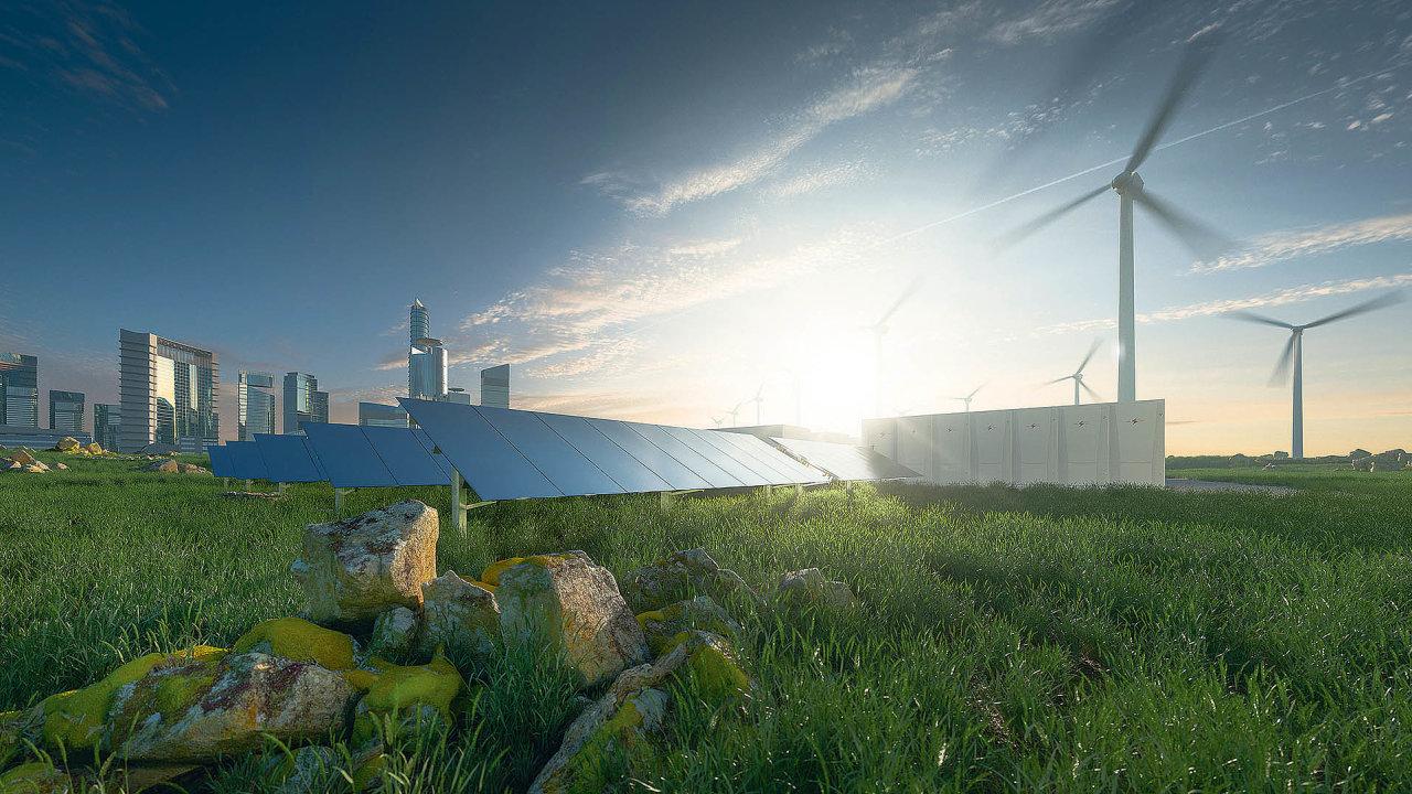 Nová energetika je spojena se společenskou odpovědností, nemůže být vnímána jako zelená ideologie.
