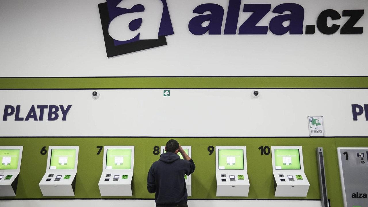 Alza už léta tají koncové vlastníky firmy. S existencí nového registru bude muset firma jejich identitu odkrýt.