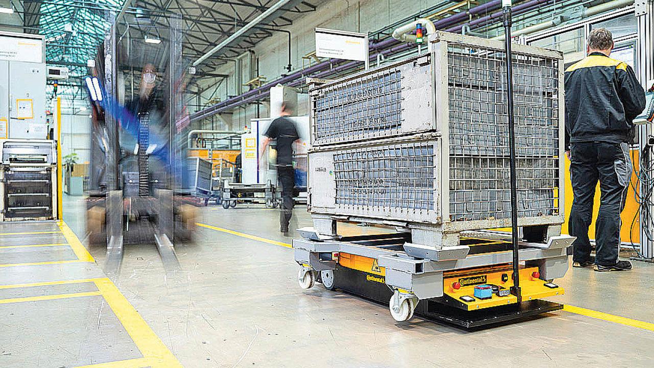 Běhemjednoho roku má proběhnout implementace unikátního robotického skladu norské společnosti AutoStore skapacitou až 16 tisíc boxů.