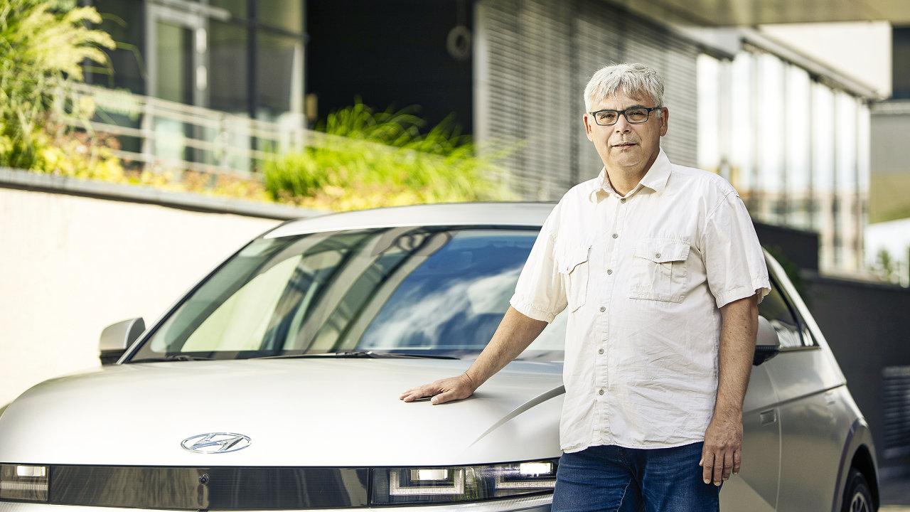 Martin Saitz, šéf, české zastoupení značka, Hyundai
