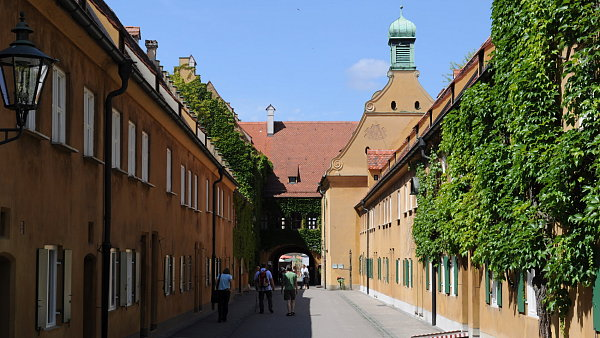 Sídliště pro chudé tu funguje už od 16. století.